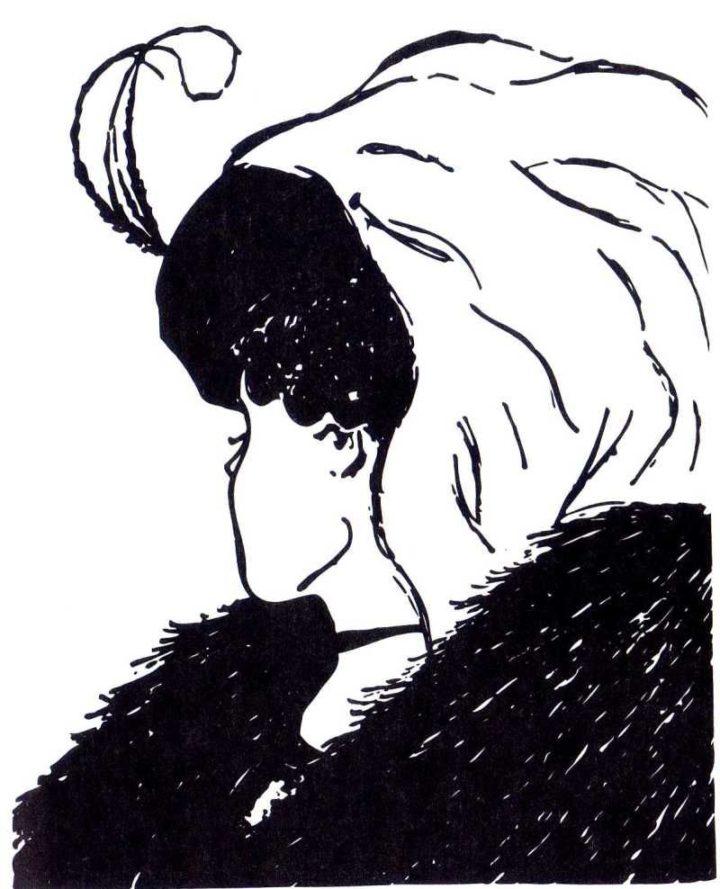 老婆と美女の画像